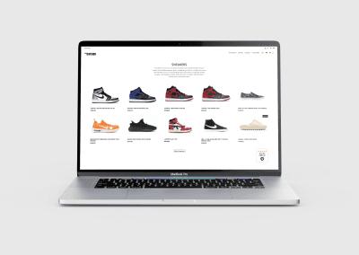 Heatdivision – Onlineshop